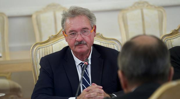 Luxembourg Foreign Minister Jean Asselborn has hit out at Hungary (AP)
