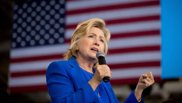 Hillary Clinton will return to the presidential campaign trail after recovering from pneumonia (AP)