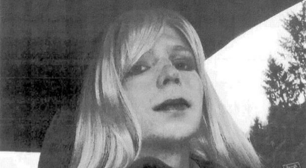 Former US Army intelligence analyst Chelsea Manning believes it is her last chance 'for a very long time' (AP Photo/U.S. Army, File)