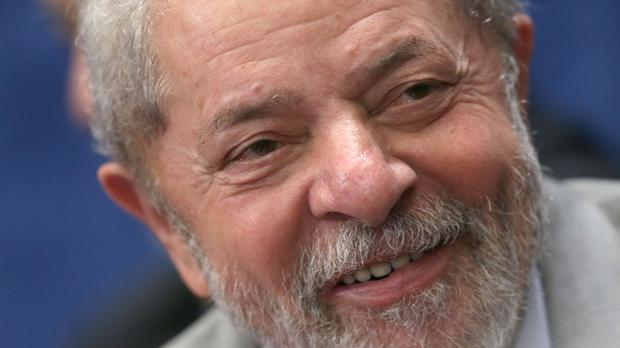 Brazil's former president Luiz Inacio Lula da Silva is accused of illegally benefiting from renovations at a beachfront apartment in Guaruja