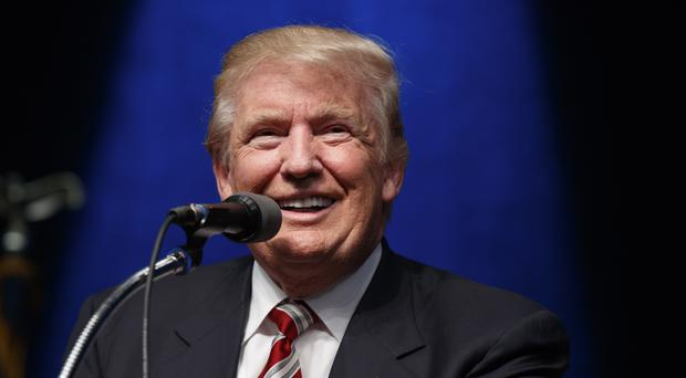 Mr Trump's campaign would not reveal any details from the medical summary (AP)