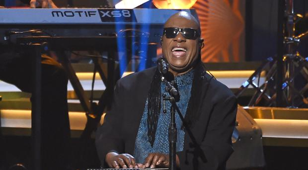 Stevie Wonder will play a tribute concert to Prince next month, along with stars including Christina Aguilera, Chaka Khan and Anita Baker (AP)