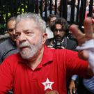 Prosecutors have called Luiz Inacio Lula da Silva the 'maximum commander' of the Petrobras corruption scandal (AP)