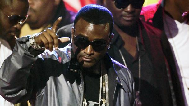 Shawty Lo, who has died in a car crash in Atlanta (AP)