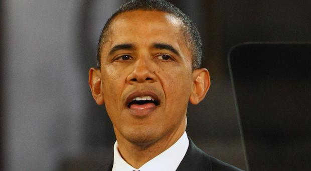 The move sets Barack Obama up for a possible first veto override by Congress