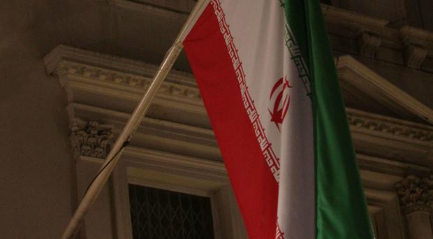 Reports said a Canadian-Iranian professor has been freed from prison and flown out of Iran