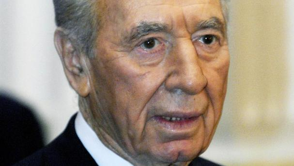 Shimon Peres' condition has reportedly deteriorated