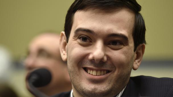 Pharmaceutical chief Martin Shkreli came under fire over a decision to raise the price of lifesaving medicine (AP)