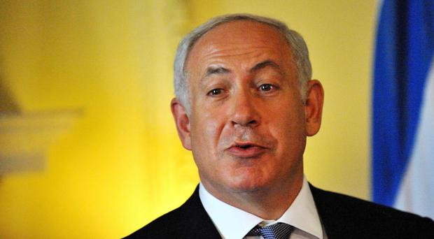 Israeli Prime Minister Benjamin Netanyahu warned that the potential for violence could rise