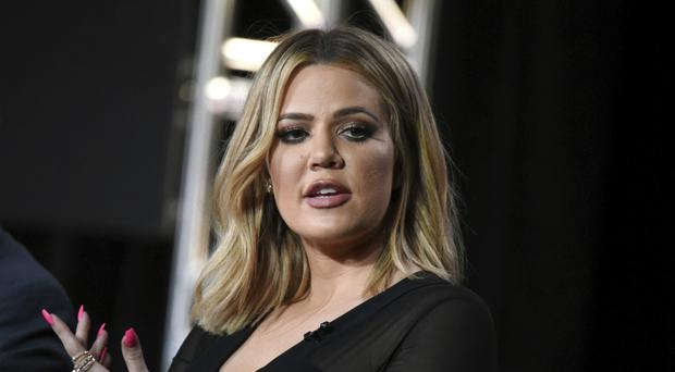 Khloe Kardashian says her sister Kim is