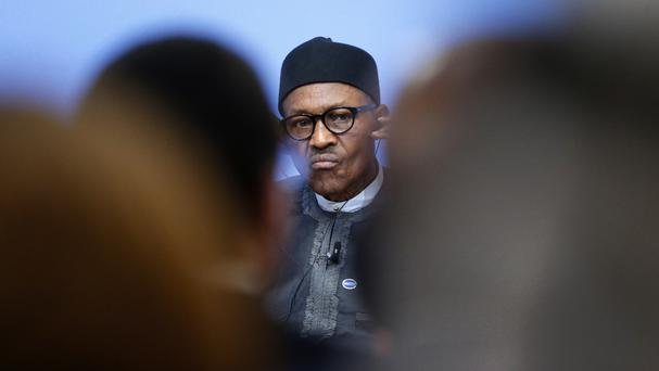 Nigeria President Muhammadu Buhari's wife has expressed concerns