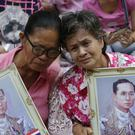 Thailand's King Bhumibol Adulyadej died at Siriraj Hospital on Thursday, aged 88 (AP)
