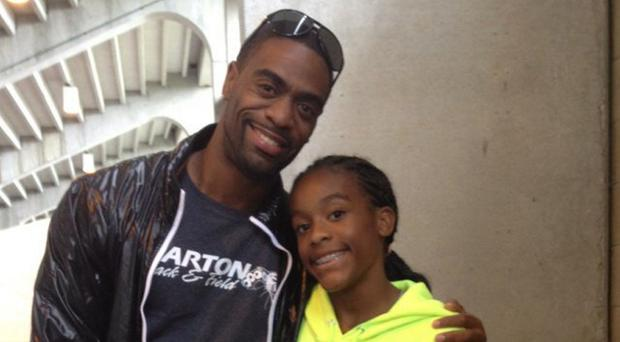 Tyson Gay's daughter Trinity (15) was killed after a shooting incident in Kentucky
