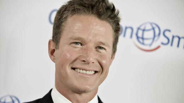 Billy Bush was sacked by NBC News after he was caught on tape in a vulgar conversation about women with Donald Trump (Invision/AP)