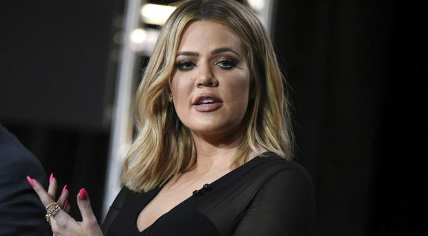 Khloe Kardashian said her sister was taking some time off (Richard Shotwell/Invision/AP)
