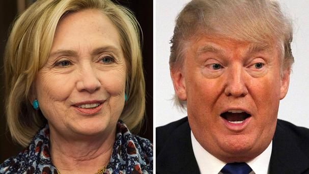 The two candidates will go head to head at the University of Nevada, after a tense second debate which saw Mr Trump threaten to jail Mrs Clinton if he was elected.