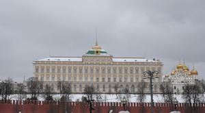 GPS users claim that when they are near the Kremlin their apps show them to be 18 miles away