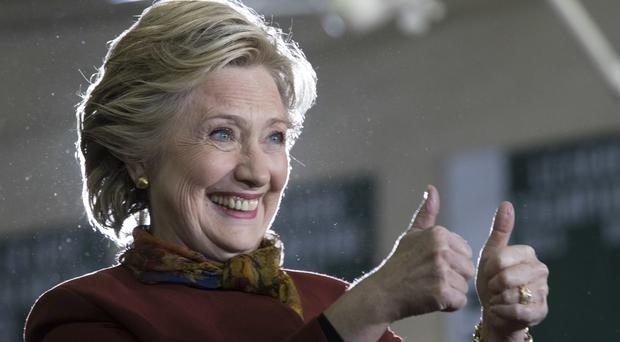 Hillary Clinton's campaign debated whether she should give a major speech on race (AP)