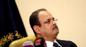 Egyptian interior minister Magdy Abdel-Ghaffar issued the warning in the face of worsening economic conditions (AP)