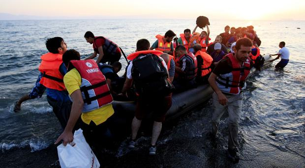 Scores of migrants have been drowning each week as the fragile and often overcrowded boats they travel on capsize or sink, the UN agency said