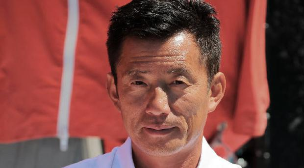 Guo Chuan, a Chinese mariner, was attempting to set a solo sailing record from San Francisco to Shanghai (AP)