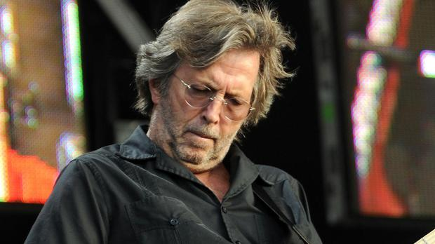 The song appeared on the 2013 re-release of Eric Clapton's Unplugged album