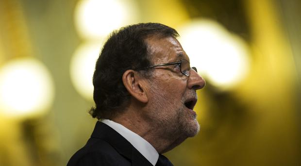 Mariano Rajoy is seeking to form a new government (AP)