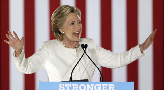 Democratic White House candidate Hillary Clinton might get unlikely support from ex-Republican presidents George W and George HW Bush, a relative has speculated (AP)