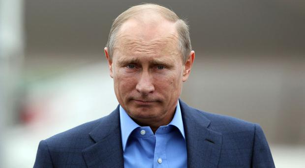 Vladimir Putin has ordered that the aid corridors be opened on Friday