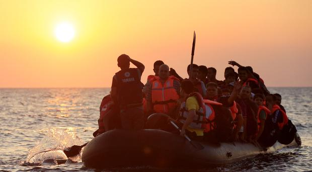 Thousands of migrants have died this year trying to cross the Mediterranean