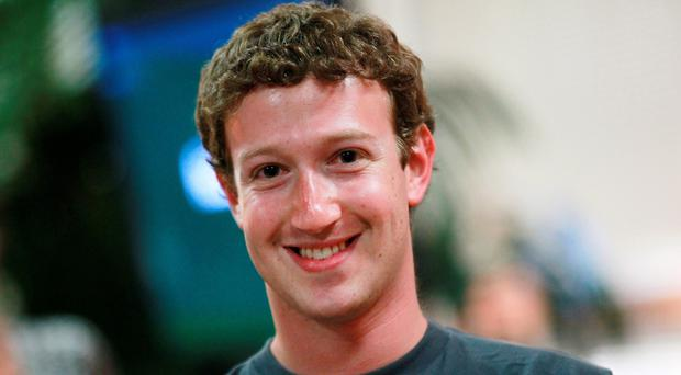 Founder: Mark Zuckerberg