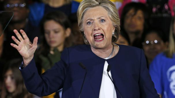 The State Department has not found any ethics violations involving the foundation while Hillary Clinton was there (AP)