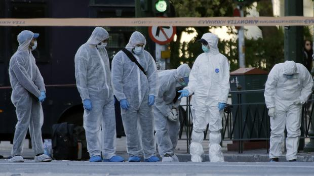 Hand Grenade Thrown Outside French Embassy in Greek Capital