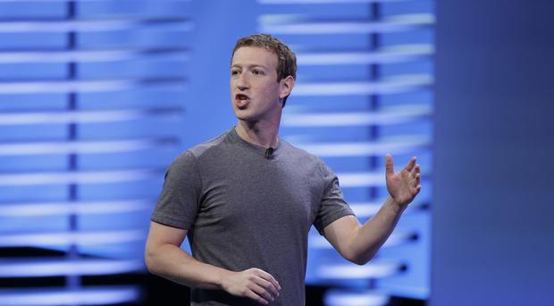 Mark Zuckerberg has defended Facebook amid accusations that fake news stories shared on the social network affected the US election result. (AP)
