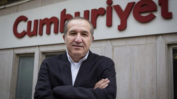 Akin Atalay has been detained (AP)