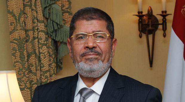Mohamed Morsi was ousted by the Egyptian military in 2013 after just a year in office