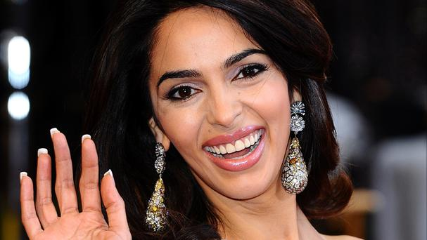 Mallika Sherawat and her partner were attacked in Paris during a botched robbery.