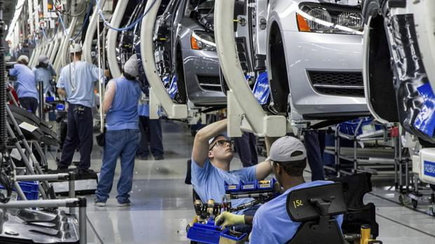 Volkswagen to shed 30000 jobs, cutting costs after scandal