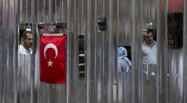 Academics have reportedly been detained in Turkey as authorities investigate a failed coup (AP)