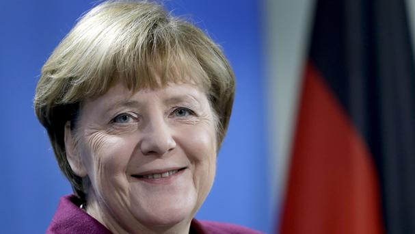 Angela Merkel will stand for re-election, it has been reported (AP)