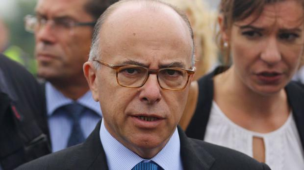 French interior minister Bernard Cazeneuve said six of the suspects arrested had not been known to intelligence services