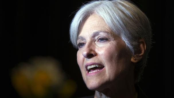 Green Party presidential candidate Jill Stein claimed the Wisconsin voting equipment may have been hacked (AP)