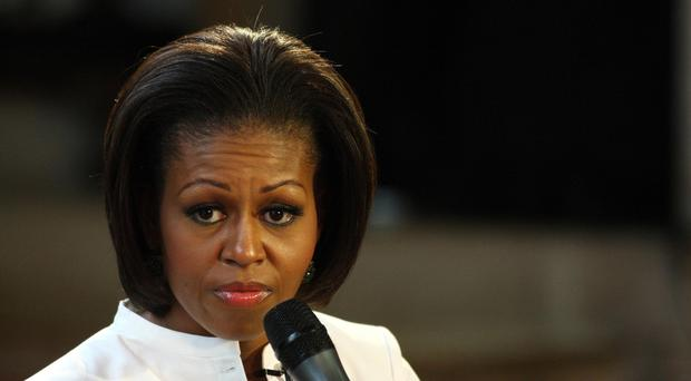 President Obama says his wife Michelle will never run for office