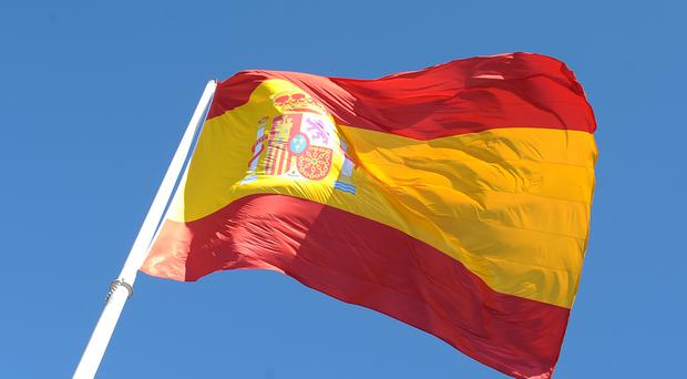 Spanish authorities have detained 34 people, including six players, allegedly involved in a tennis match-fixing network