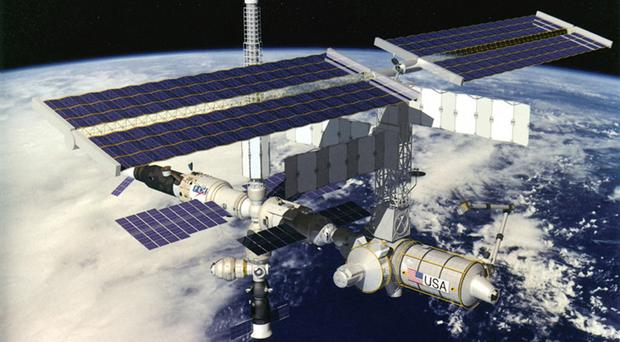 Russia said a cargo ship bound for the International Space Station has crashed