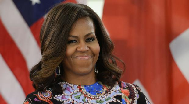The doctor was responding to a post praising first lady Michelle Obama