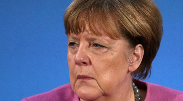 German Chancellor Angela Merkel. The boy, from Afghanistan, came to Germany as an unaccompanied minor
