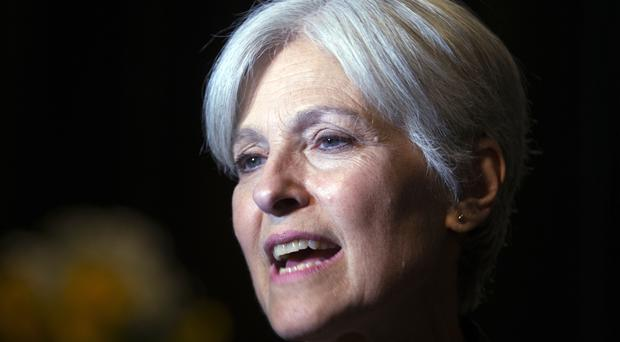 Green Party presidential candidate Jill Stein (AP)