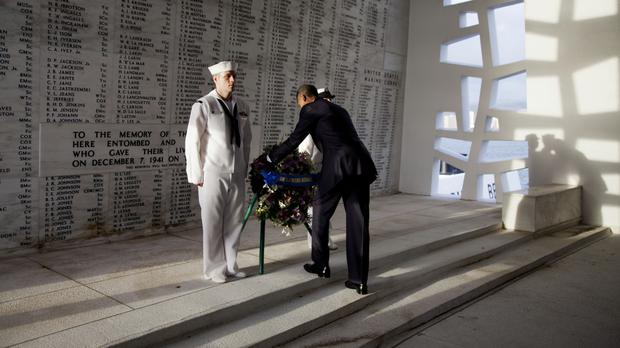 Japanese Prime Minister to Make Historic First Visit Pearl Harbor