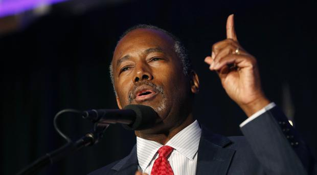 Ben Carson has been chosen to become secretary of the department of housing and urban development (AP)